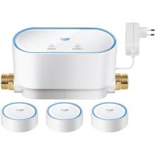 GROHE SENSE SET inteligentní vedení vody Sense Guard 230V  3x inteligentní snímač Sense, signální bílá RAL 9003