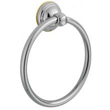 AXOR CARLTON kruh na ručník Ø177mm, chrom/vzhled zlata 41421090