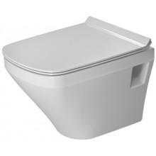 WC závěsné Duravit odpad vodorovný DuraStyle Compact 2539090000 s hlubokým splachovaním 37x48 cm bílá