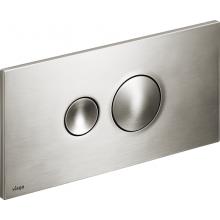 VIEGA VISIGN FOR STYLE 10 8315.1 WC ovládací deska 271x140mm, PP, nerez