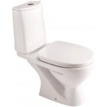 WC kombinované Ideal Standard odpad svislý Eurovit Oceane smontovaný  bílá