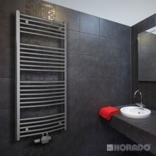 Radiátor koupelnový Korado 600/900 Koralux Rondo Exclusive - M  chrom