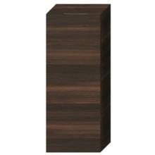 JIKA CUBITO-N střední mělká skříňka 320x150x810mm, 1 dveře pravé, tmavá borovice
