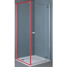 Zástěna boční stěna Roltechnik plast SBL/750-00-02 720x2000mm brillant/transparent
