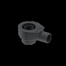Příslušenství ke žlabům TECE - TECEdrainline standardní zápachová uzávěrka, boční odpad DN50