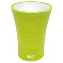 Doplněk ostatní Nimco Atri pohárek na kartáčky  žlutozelená