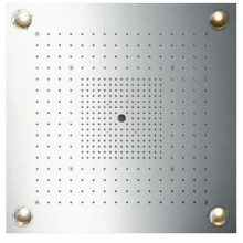 AXOR SHOWER COLLECTION SHOWERHEAVEN horní sprcha DN20, s osvětlením, nerezová ocel 10627800