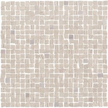 NAXOS LE MARAIS mozaika 30x30cm, spaccatella perlage ecrú 75111