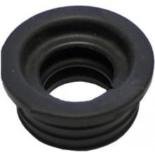 HARTMAN redukce 32x50mm, pryž, černá