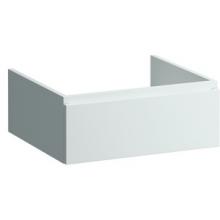 LAUFEN CASE zásuvkový element 595x520x230mm, s 1 zásuvkou, se systémem SoftClose, bílá