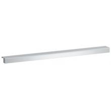 LAUFEN FRAME 25 osvětlení 650x25x25mm, přídavné, vodorovné, s vypínačem, stříbrná mat