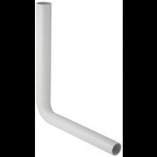 GEBERIT splachovací koleno 90°, 350x390mm, ABS, bílá