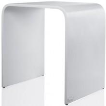 HÜPPE SHOWER SEAT sprchová stolička 380x300x400mm, velikost L, bílá mat