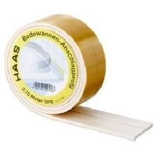 OTTO HAAS vanová nárazová páska 50x4x3300mm PE, bílá