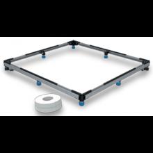 KALDEWEI FR 5300 PLUS, instalační rám do rozměru 1200x1200mm, nastavitelný, pro montáž sprchových vaniček