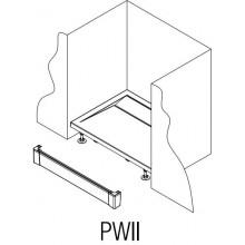 SANSWISS PWII panel 900mm, přední, bílá