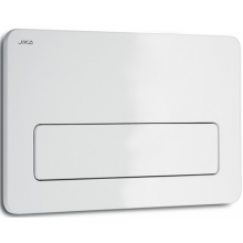 JIKA PL3 tlačítko Single Flush 250x10mm, bílá