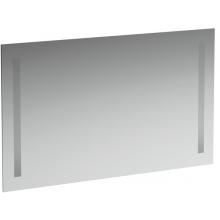 LAUFEN CASE zrcadlo 1000x48x620mm 2 zabudované osvětlení, se spínačem 4.4725.6.996.144.1