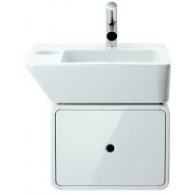 Nábytek skříňka pod umyvadlo Laufen IL Bagno Alessi dOt se zásuvkou 36x48,5x40 cm bílá