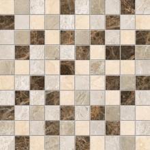NAXOS SKYLINE mozaika 32,5x32,5cm, mix king/land/cult 63246