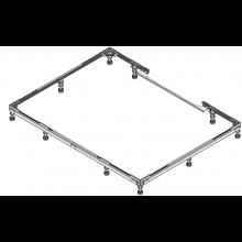 Příslušenství k vaničkám Kaldewei - FR 5350 instalační rám Xetis do rozměru 120x120