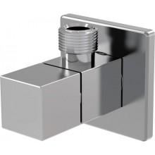 """EASY rohový ventil 1/2""""x3/8"""" hranatý, 2ks, chrom"""