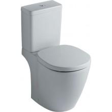 WC kombinované Ideal Standard odpad vodorovný Connect mísa bez nádržky, s hlubokým splachováním  bílá