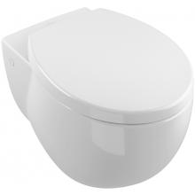 VILLEROY & BOCH AVEO NEW GENERATION závěsné wc 400x590mm, hluboké splachování, bílá alpin ceramicplus