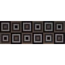 KERABEN DECORADOS MATRIX dekor 70x25cm, negro KBLZA00K