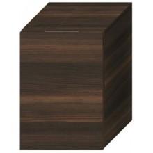 JIKA CUBITO-N nízká skříňka 320x322x472mm, 1 dveře levé, tmavá borovice