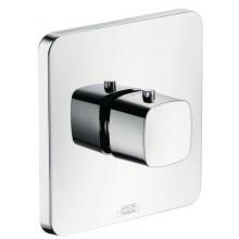 Baterie sprchová Hansgrohe podomítková termostatická Axor Urquiola Highflow vrchní sada  chrom