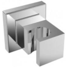 CONCEPT 300 držák na sprchu 52x60x52mm, čtvercový, kov, chrom