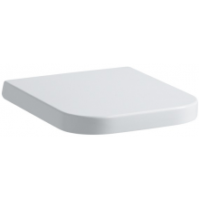 Sedátko WC Laufen duraplastové Moderna plus s poklopem  bílá