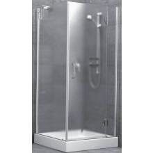 Zástěna sprchová dveře Ideal Standard sklo De Luxe PA 90 cm chrom/transparente id.cl.gl