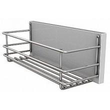 Příslušenství k nábytku Kolo - Domino výsuvný košík 12,7x11,5x31 cm bílá/chrom