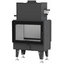 BEF HOME BEF TWIN 8 N AQUATIC krbová vložka 10-16 kW s výměníkem černá