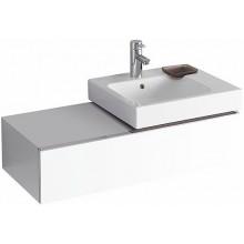 KERAMAG ICON skříňka pod umyvadlo 89x24x47,7cm, závěsná, bílá matná 841590000