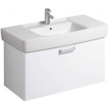 Nábytek skříňka pod umyvadlo Keramag Renova Nr.1 Plan 93x46,3x44,5 cm bílá/lesklá bílá