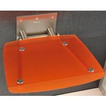 RAVAK OVO B sedátko 360x360x130mm do sprchového koutu, sklopné, orange B8F0000017
