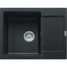 FRANKE MARIS MRG 611-62 dřez 620x500mm s odkapávačem, fragranit/onyx