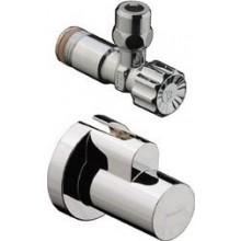 AXOR STEEL rohový ventil DN15, nerezová ocel 13954800