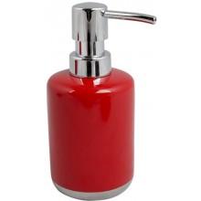 Doplněk dávkovač AWD Scarlet tekutého mýdla 280 ml červená