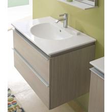 DURAVIT DARLING NEW skříňka pod umyvadlo 545x800mm závěsná, bílá matná/bílá matná DN647101818