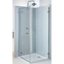 Zástěna sprchová boční Kolo sklo Next Walk-In 1200x1950 mm chrom/stř.lesk./čiré sklo