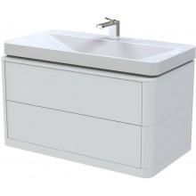 TOTO SG skříňka pod umyvadlo 890x500mm 2 zásuvky, highgloss white, FU10742L-MW