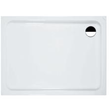 Vanička plastová Laufen obdélník Solutions 120x90 cm bílá