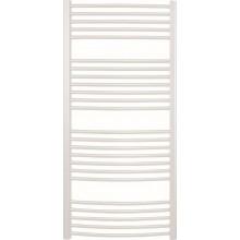 CONCEPT 100 KTO radiátor koupelnový 587W prohnutý, bílá KTO13400450-10