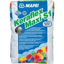 MAPEI KERAFLEX MAXI S1 cementové lepidlo 25kg, s omezeným skluzem, šedá