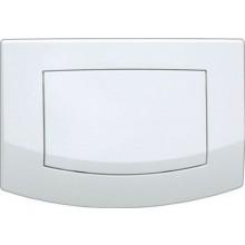 TECE AMBIA ovládací tlačítko 214x152mm, jednomnožstevní splachování, bílá