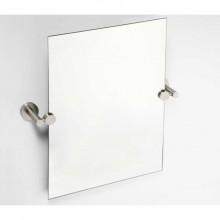 Doplněk zrcadlo GOZ METAL Inox N výklopné 400x600 mm nerez brus